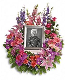 In Memorium Wreath