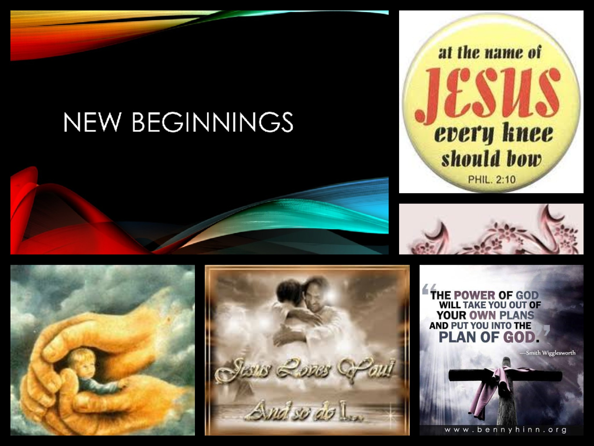 New Beginnings Start Here