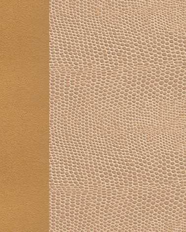 cuir brun clair référence A5