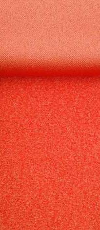 look feutré rouge brique référence A11