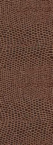 cuir marron référence A6