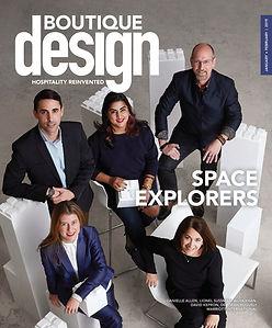 David Kepron in Boutique Design Magazine