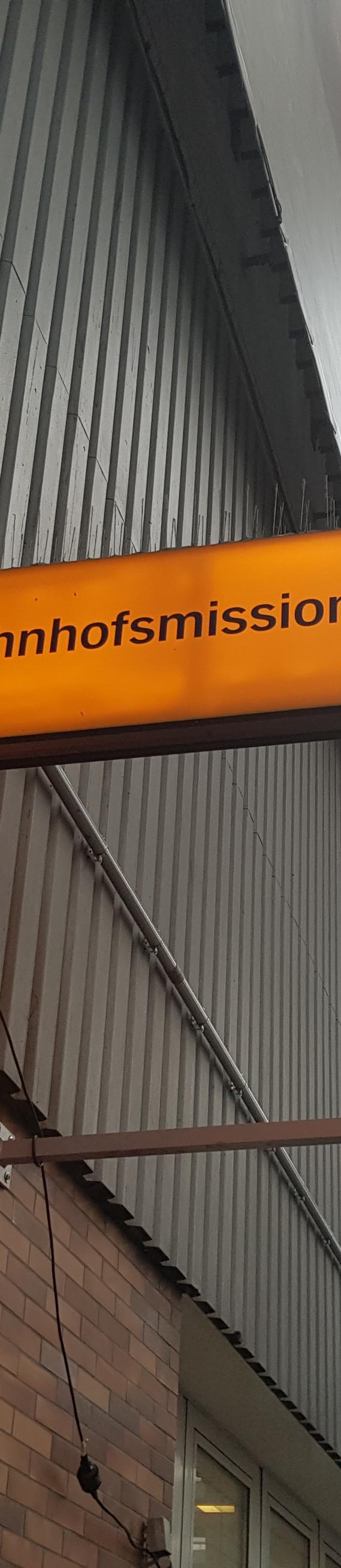 München Hbf - Bahnhofsmission