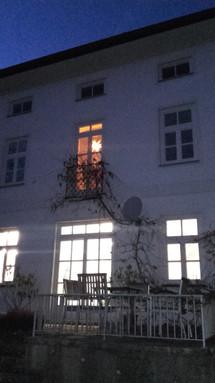 Taching am See - Pfarrhof (@ Foto privat)