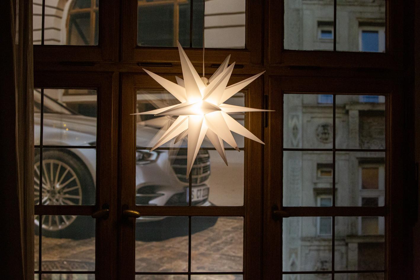 München - Bürofenster des Bischofsvikars der Region Süd im Asamhaus ( @ Fotoagentur Kiderle)