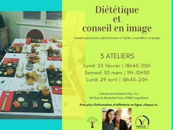 Ateliers diététique et conseil en image #2
