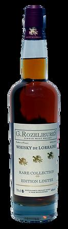 Whisky Français, cave de caluire