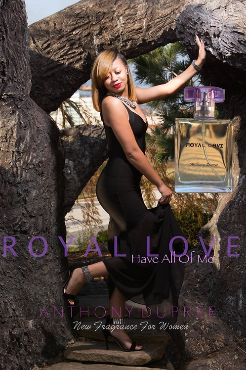 ROYAL LOVE Perfume for Women