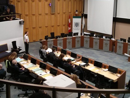 My first trip to a city council meeting and what I learned