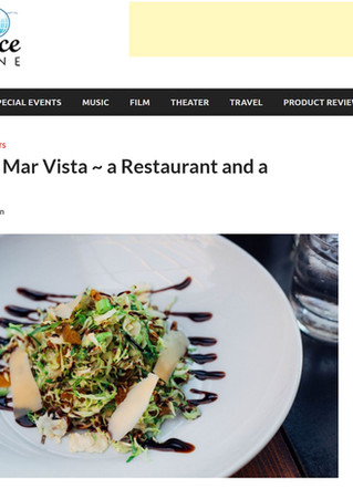 Atmosphere Mar Vista - A Restaurant and a lifestyle