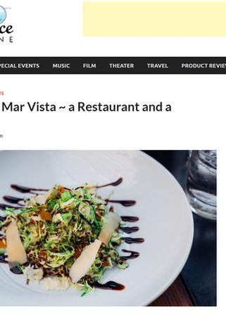 Atmosphere Mar Vista - A Restaurant and a lifestyle