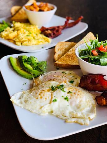 Americano Breakfast