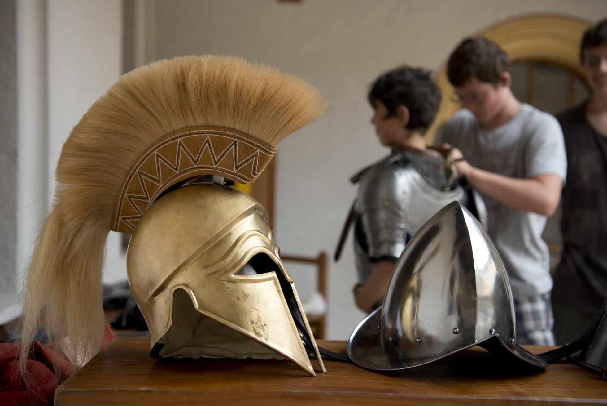 casques historiques