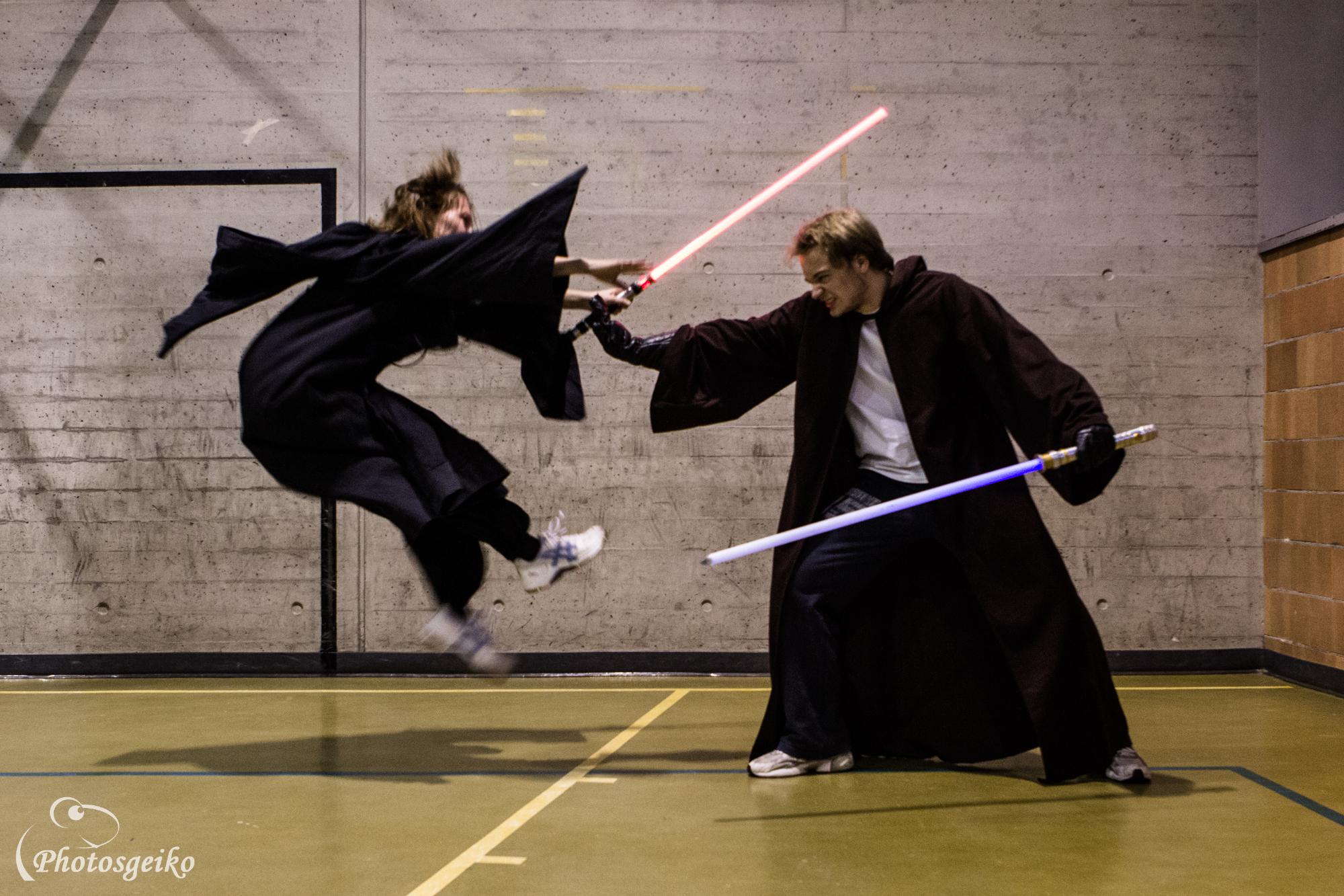 combat Jedi