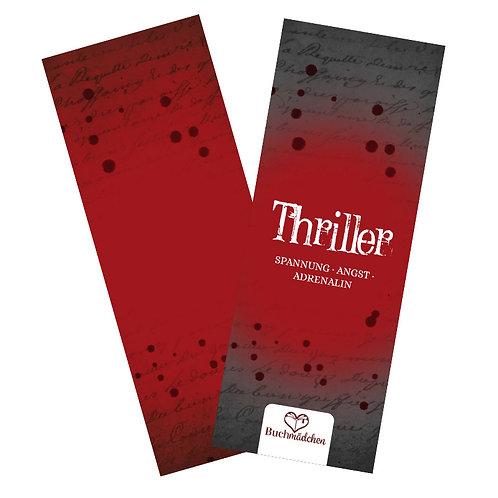 Lesezeichen »Thriller«