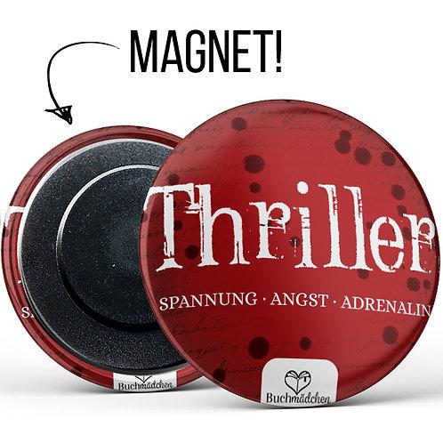 Magnetbutton »Thriller«