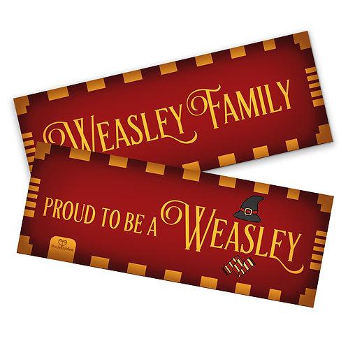 Lesezeichen »Weasleys«