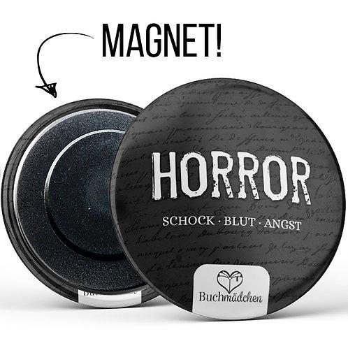 Magnetbutton »Horror«
