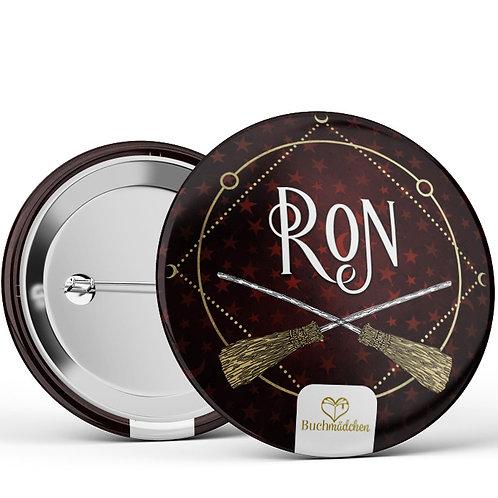Ansteckbutton »Ron«