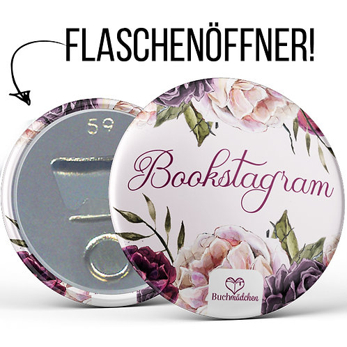 Flaschenöffner »Bookstagram«