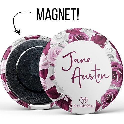 Magnetbutton »Jane Austen«
