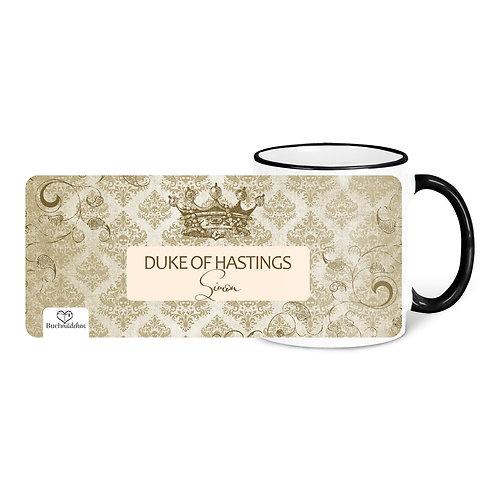 Tasse »Duke of Hastings«