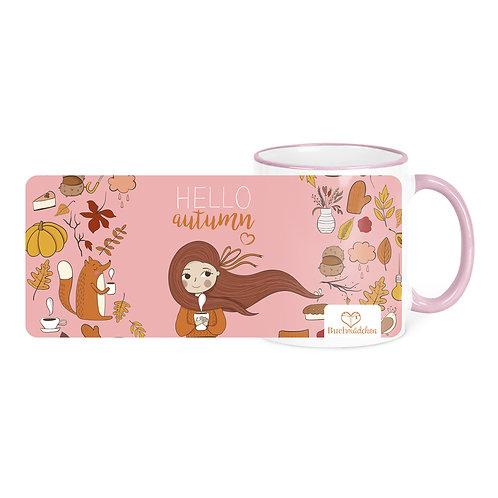 Tasse »Hello Autumn«