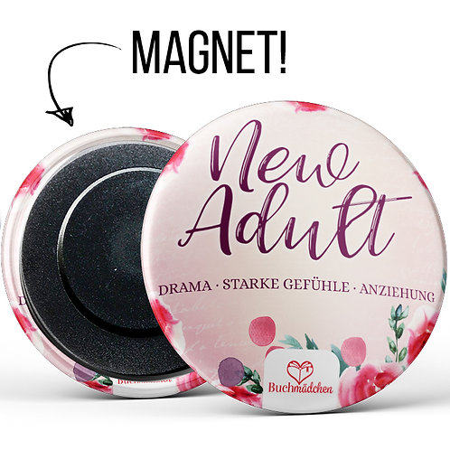 Magnetbutton »New Adult«