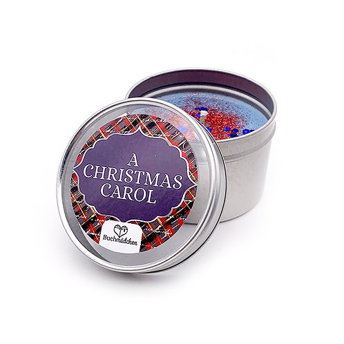 Kerze in Dose »A Christmas Carol«