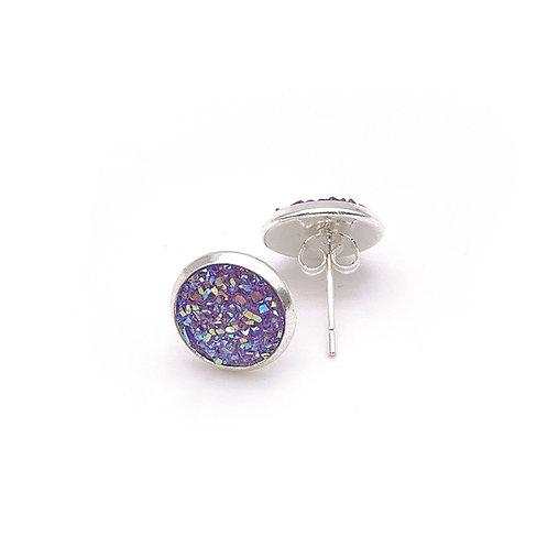 Ohrringe »Elfenliebe« (lila)