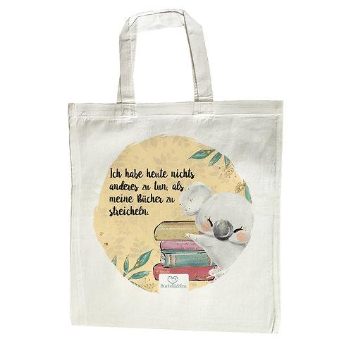Beutel »Bücher streicheln«