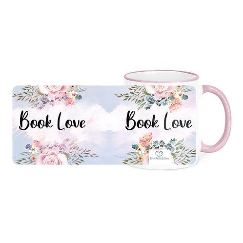 Tasse »Book Love«