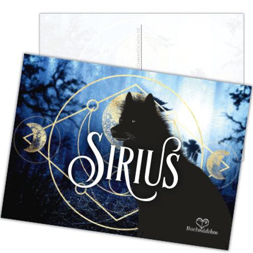 Postkarte »Sirius«