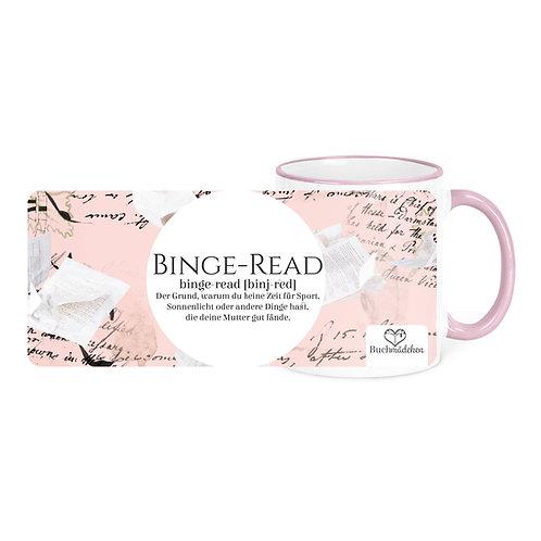 Tasse »Binge-Read«