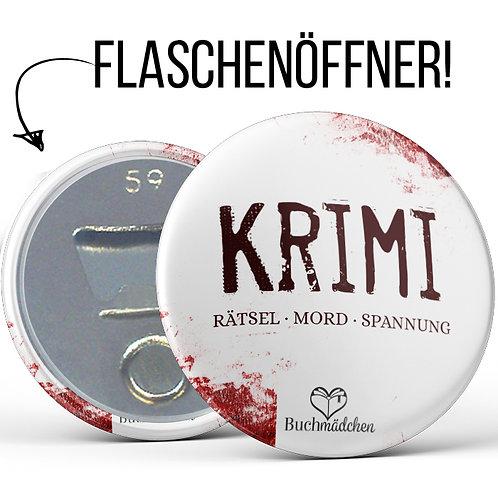 Flaschenöffner »Krimi«