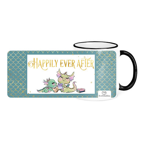Tasse »Happily ever after«