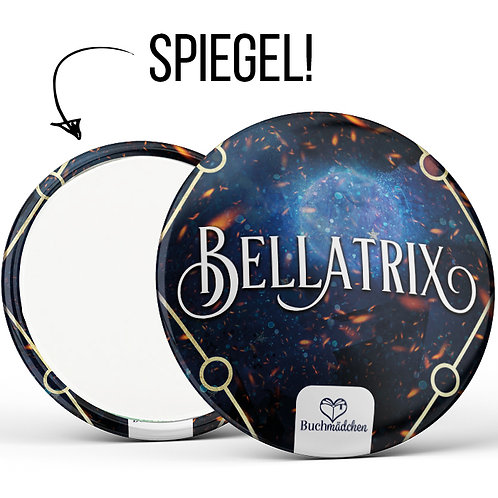 Spiegelbutton  »Bellatrix«