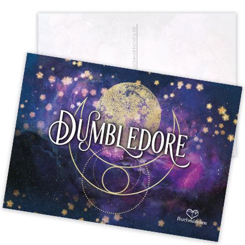 Postkarte »Dumbledore«