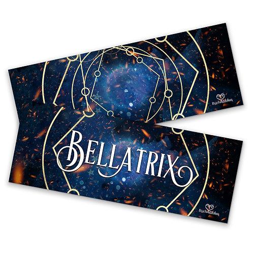 Lesezeichen »Bellatrix«
