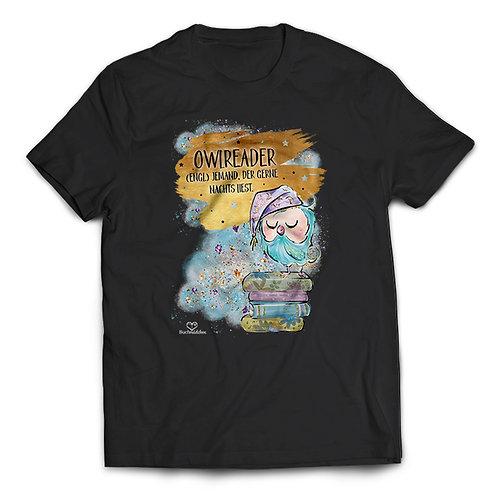 Shirt »Owlreader«