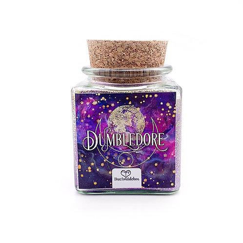 Specialkerze mit Korken »Dumbledore«  [Glitter Edition]