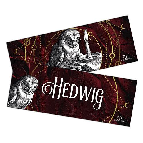 Lesezeichen »Hedwig«