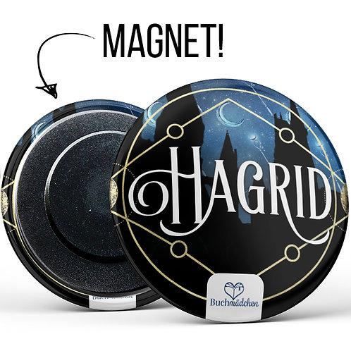 Magnetbutton »Hagrid«