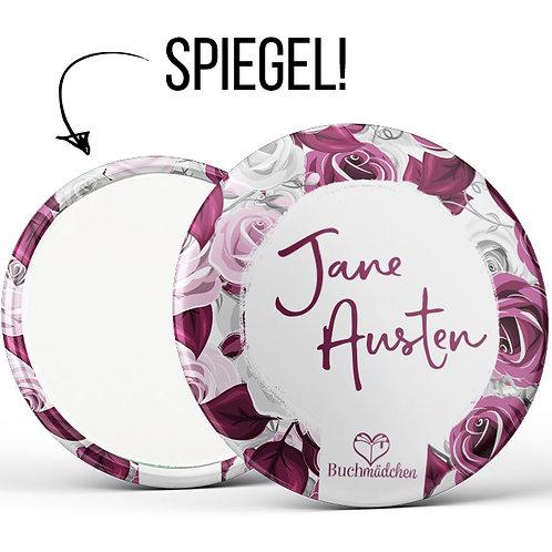 Spiegelbutton »Jane Austen«