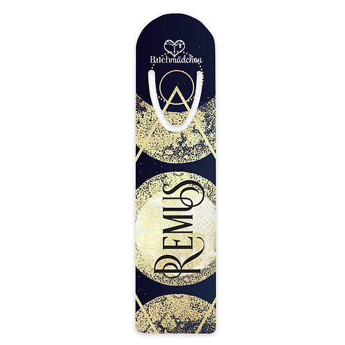 Metalllesezeichen »Remus«