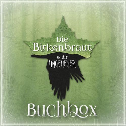 [Buchbox] »Die Birkenbraut und ihr Ungeheuer« von Arianne L. Silbers
