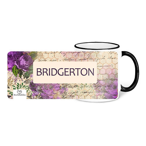 Tasse »Bridgerton«