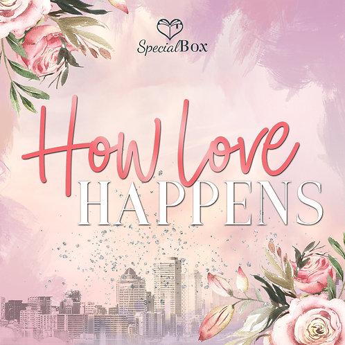 [Minibox] »How Love Happens« von Tina Köpke [September]
