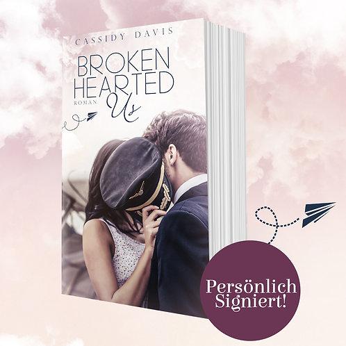 [Signieraktion] »Brokenhearted Us« von Cassidy Davis [August]