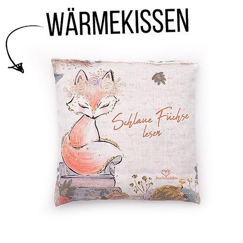 Handwärmer »schlaue Füchse lesen«